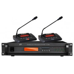 IR Wireless Discussion Conference System