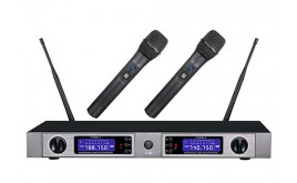 H-66A 200 Channel UHF Wireless Microphone