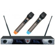 H-77A 200 Channel UHF Wireless Microphone