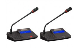 H-8400C/H-8400D Digital Conference System Microphone