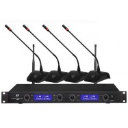 H-840B UHF Wireless Meeting Microphone