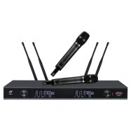 H-98A 200 Channel UHF True Diversity Wireless Microphone