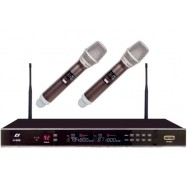 H-99B 200 Channel UHF True Diversity Wireless Microphone