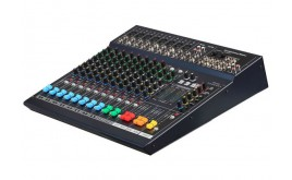 H-F12/2 12 Channel Professional Mixing Console
