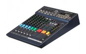 H-F08/2 8 Channel Professional Mixing Console