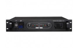 H-P200/H-P350/H-P450/H-P650 Dual Channel Professional Amplifier