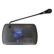 M-2588 250 Zone Remote Paging Station