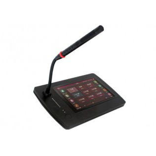 M-9101 IP Remote Paging Station Microphone