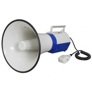 MP-66 Wireless Megaphone with USB/SD/MIC/AUX/Wireless Microphone