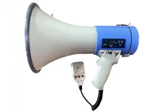 MP-6606 Megaphone with USB/SD/AUX/Recording