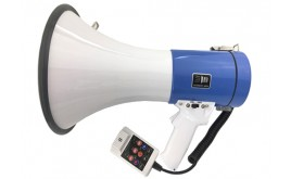 MP-6608 Megaphone with USB/SD/AUX/Recording