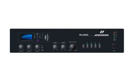 PB-480MZ/PB-650MZ 4 Zone Digital Mixer Amplifier with MP3/Tuner/Bluetooth/Remote Paging
