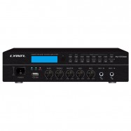 PM-1060MD/PM-1120MD Desktop Mixer Amplifier Combined with USB/FM/AM/Bluetooth/RDS/DAB/DAB+
