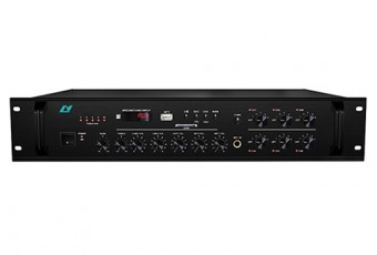 PM-210U/PM-310U/PM-610U/PM-1010U 6 Zone Mixer Amplifier with MP3/Tuner