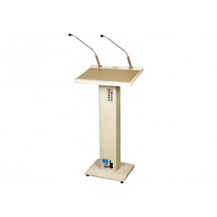 PP-8420 Portable Wireless PA Amplifier Lectern