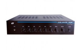 PB-3060/PB-3120/PB-3240/PB-3360/PB-3480 60W-480W Single Zone Mixer Amplifier